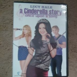 A cinderella story- once upon a song